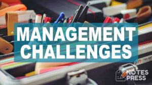 Emerging Challenges For Management - Principles of Management