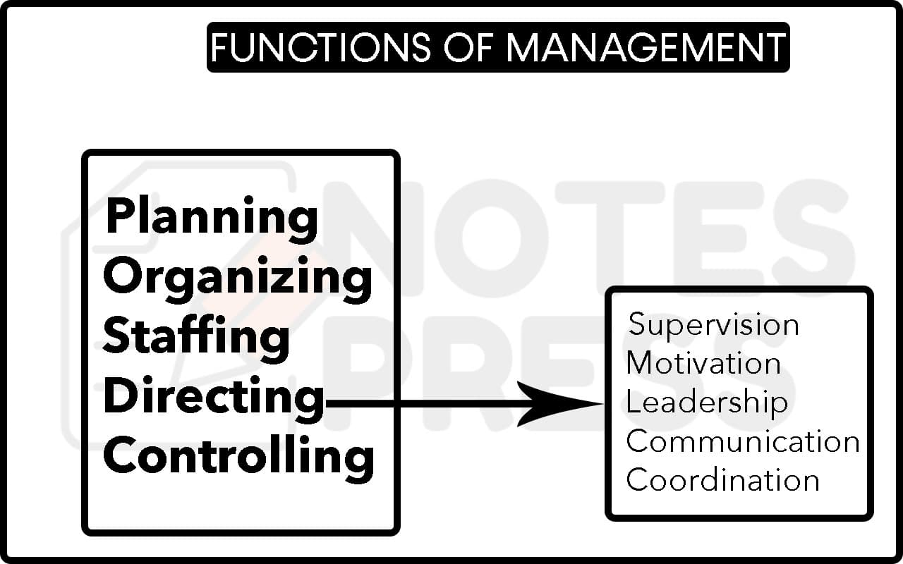 Process and Functions of Management 1